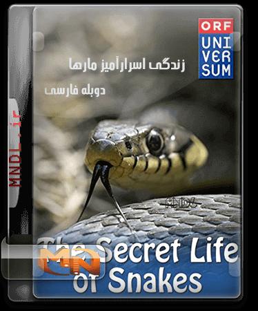 مستند زندگی اسرار آمیز مارها با دوبله فارسی